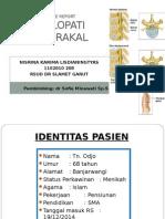 Case Nisrina - Mielopati.ppt