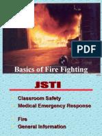 Basic Fire Extinguishers Training