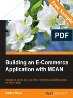 Building an E-Commerce Application with MEAN - Sample Chapter