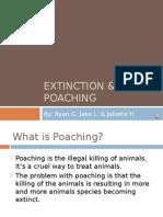 Extinction & Poaching.ppt