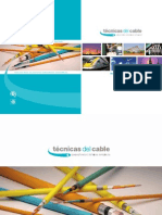 Tecnicas del Cable English Leaflet