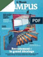 Le Monde-Campus Novembre 2015