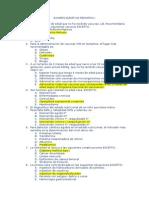 Examen Sumativo Pediatria i