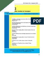 JP 3 Volume 3 Nomor 14 Agustus 2014(1)