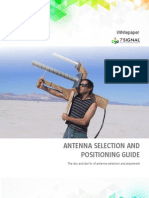Antenna Selection and Positioning Guide