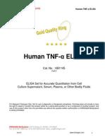 Human TNF- α ELISA.pdf