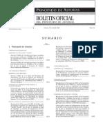 Decreto 38 2001 Modificació Parcial Decret 78 2000
