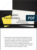 Distribution Transformer Ipuy