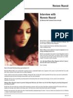 Interview With Noreen Nusrat