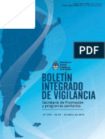 Boletin Integrado de Vigilancia N278-SE39