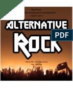 Proposal Pagelaran Musik Rock Alternativ