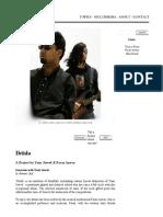 Ibtida - A Project by Yasir Jawed & Faraz Anwar