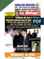 LE BUTEUR PDF du 27/03/2010