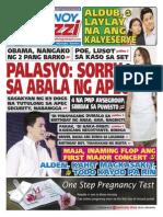Pinoy Parazzi Vol 8 Issue 138 November 18 - 19, 2015