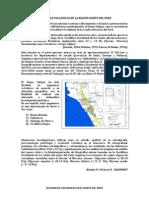 Secuencias Volcanicas en La Region Norte Del Peru