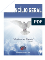 III Concílio Geral Metodista Livre
