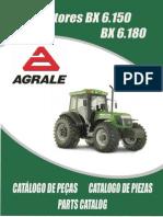 Catálogo Trator Agrale BX6[1].150 e 6.180