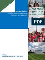 2015 Resistance Wins Report Final[1]