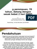 Laporan Kasus PDL