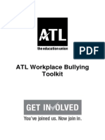 ATL Workplace Bullying Toolkit (Update)