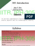 ReactorPhysics
