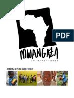 Mwangaza Annual Report of 2013