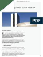 A Polêmica Regularização de Bens No Exterior - JOTA