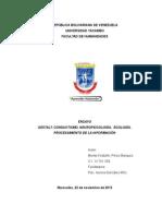 GESTALT, CONDUCTISMO, NEUROPSICOLOGÍA,  ECOLOGÍA. PROCESAMIENTO DE LA INFORMACIÓN