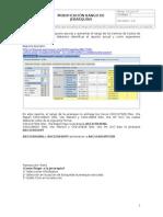 SAP BW - Manual Agregar Rango Jerarquias
