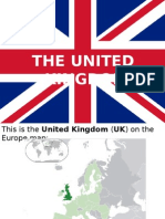 Geography about Britain