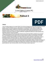 Guia Trucoteca Fallout 3 Pc