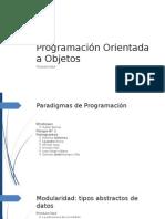 Modularidad en la programación