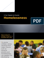homelessness powerpoint