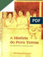 A Historia Do Povo Terena