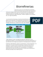 Biorrefinerias