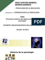 2- Historia de La Psicologia.