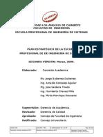 Plan Estrategico Sistemas V002-0309