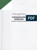 Problemas resueltos de Contaminación ambiental. Tema 1