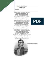 Poesía Julio