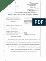 """Richard Fine """"Farr"""" Hearing Demand of Judge Yaffe"""