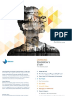 Edelman FY15 Citizenship Report - Changing Tomorrow's Story