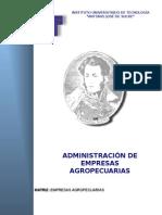 RM Emp. Agropecuarias