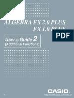 Algebra AF Ch01