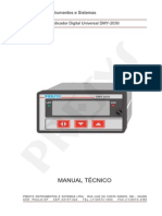 Manual DMY 2030