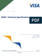 V.I.P. System BASE I Technical Specifications, Volume II