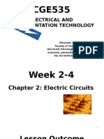 Chapter 2-Electric Circuits