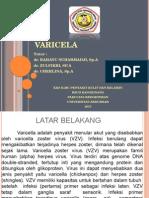 Slide Presentasi Varicela