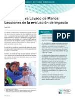 Impact Evaluation Research Brief Spanish