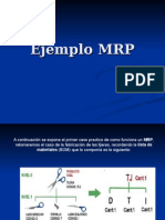 Ejemplo MRP