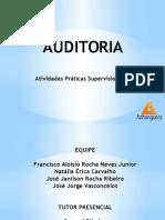 Auditoria Slide